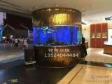 供应亚克力景观鱼缸 承接大型异形水族箱造景