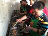 烤羊肉串的做法和配方 北京德运昌烧烤培训学校