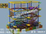 儿童拓展训练设备 网绳攀爬游乐设施 儿童游乐设备