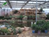 休闲观光温室生态餐厅设计施工