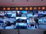 房地产售楼大厅液晶拼接屏服务系统