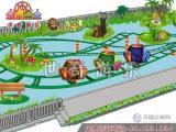 大型游乐设备 16座儿童蜗牛滑行车 轨道旋转滑行车厂家