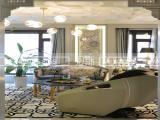【汉斯设计】2017上海混搭风格别墅装修报价多少钱?