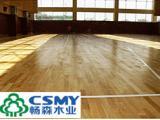 体育木地板出现什么情况适合翻新