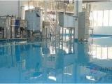修理厂刷防渗地面固化剂防油渗