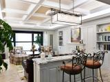 上海美式别墅装修三代同堂如何设计好?-意大利汉斯设计事务所