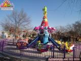 儿童玩的游乐设备 蓝色之旅自控飞机新式游乐项目