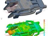 CAV全尺寸检测产品扫描验证尺寸偏差比对3d比较