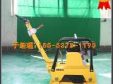汽油平板振动夯 平板夯夯土机万隆机械打造