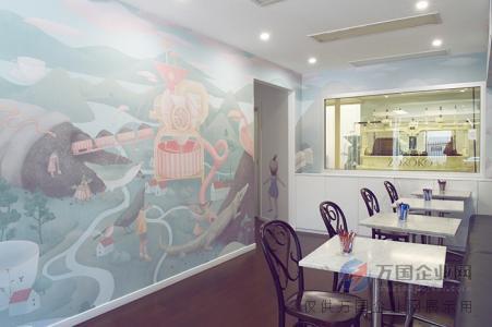 东莞学校文化墙彩绘,手绘壁画工程承接