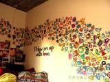 东莞艺术绘画制作,手绘墙体加工定制
