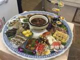 供应创意餐厅酒店装菜陶瓷大盘子