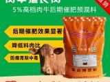 肉牛育肥专用饲料&育肥牛的养殖方法