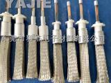 雅杰热搜紫铜镀锡散热带,铝件及导热管厂家定做