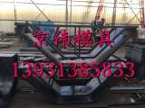 道路水泥U型槽模具铁路路基U型槽模具厂家京伟模具