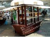 户外防腐售货车 木制售货亭 厂家定制批发
