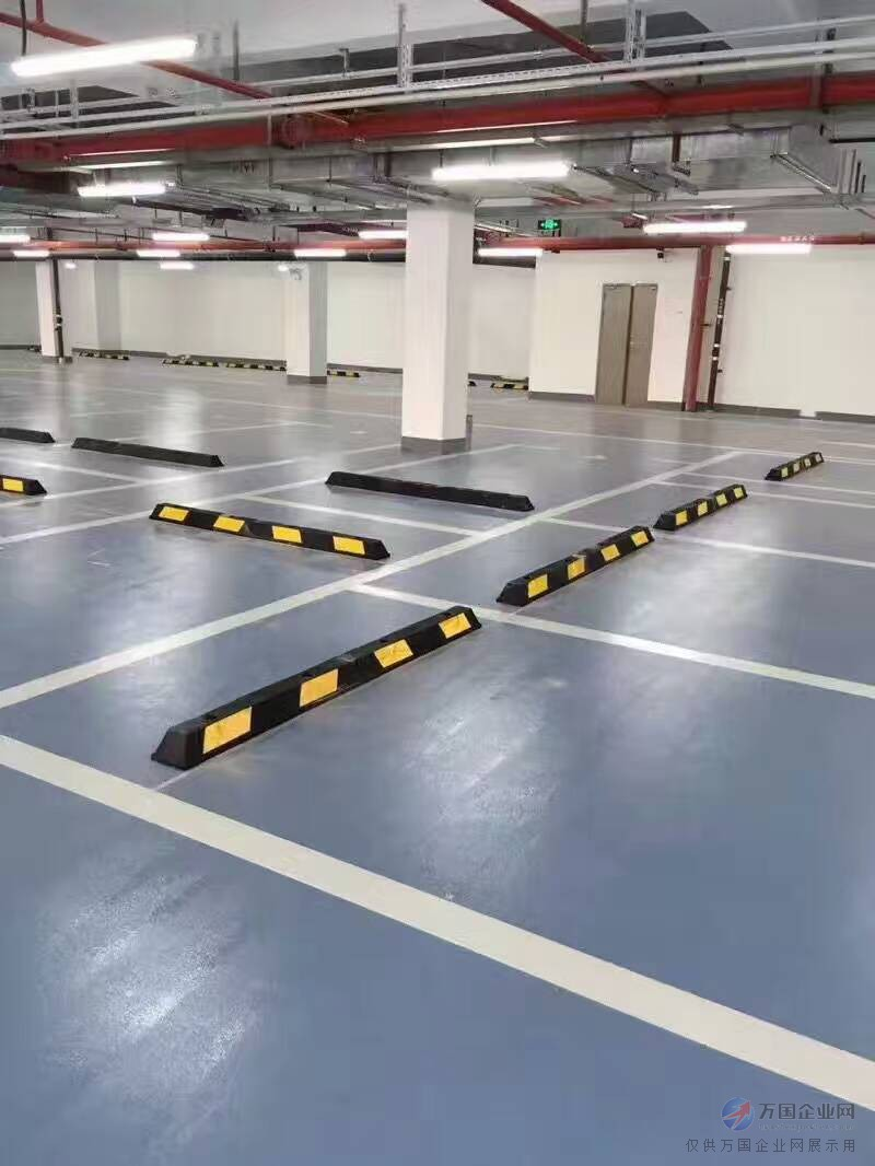 停车场划线施工方案_地下车库小区车位划线施工队