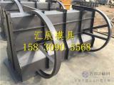 水泥桥梁墩模具,桥墩钢模具生产