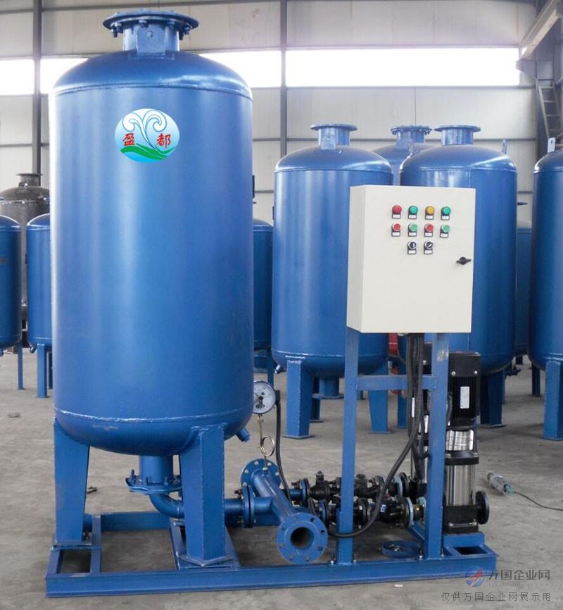 补水装置(气压供水设备)定压稳压膨胀装置