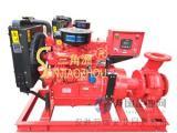 XBC柴油机单级消防泵组
