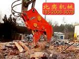 挖掘机拆迁液压钳价格,挖掘机液压夹子