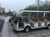 绿通高尔夫观光车厂家供应11座LT-S8+3电动观光车
