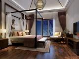远洋鸿郡-上海现代新中式别墅装修-汉斯设计事务所