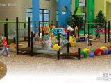 儿童拓展户外攀爬儿童竞技类游乐设备对儿童有哪些好处