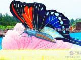 水上乐园设备水上游乐设施儿童戏水JZL-XS006蝴蝶滑梯