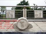 上海铸造石仿木栏杆专业定做 结构性稳定强度高