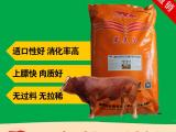 育肥牛专用浓缩料/肉牛吃什么饲料上膘快