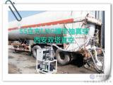 圣达因LNG储罐抽真空、真空度0.0005pa