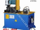 供应惠州市德力焊机系列旋压式喇叭口成型机 铜管扩口机