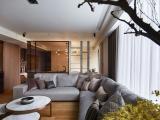 汉斯设计事务所:上海现代简约风格200平别墅装修特点