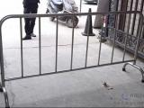 休闲广场专用304不锈钢移动护栏