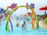 水上乐园设备水上游乐设施儿童戏水JZL-XS012花朵型喷水