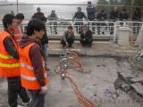 岩石劈裂机桥面钢筋混凝土拆除工程爆破设备
