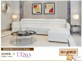 欧式真皮沙发组合,时尚高档客厅沙发