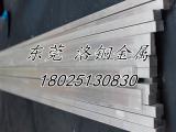 6061铝排 铝焊条 硬质合金铝排 大规格铝排 有现货 可切
