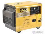 6KW静音柴油发电机