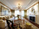 上海现代简约2室2厅别墅装修-正荣国领-汉斯设计事务所