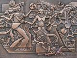 室外大型铜浮雕定做、室外大型铜浮雕、恒保发浮雕厂(查看)