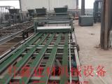 山东FS复合免拆外模板设备保温结构一体化设备生产线