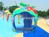 水上乐园设备水上游乐设施儿童戏水JZL-XS014苹果屋