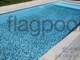 国内市场上的泳池防水装饰胶膜价格差距这么大