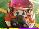 儿童碰碰车 电瓶碰碰车 猪猪造型奇趣可爱吸引儿童
