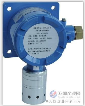 武汉有毒有害气体报警器