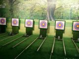 北京东方神箭提供L1000型移动靶射箭