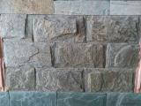灰色蘑菇石外墙砖小区别墅外墙砖小区别墅外墙效果图