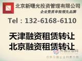转让带中国的融资租赁公司办理价格及流程